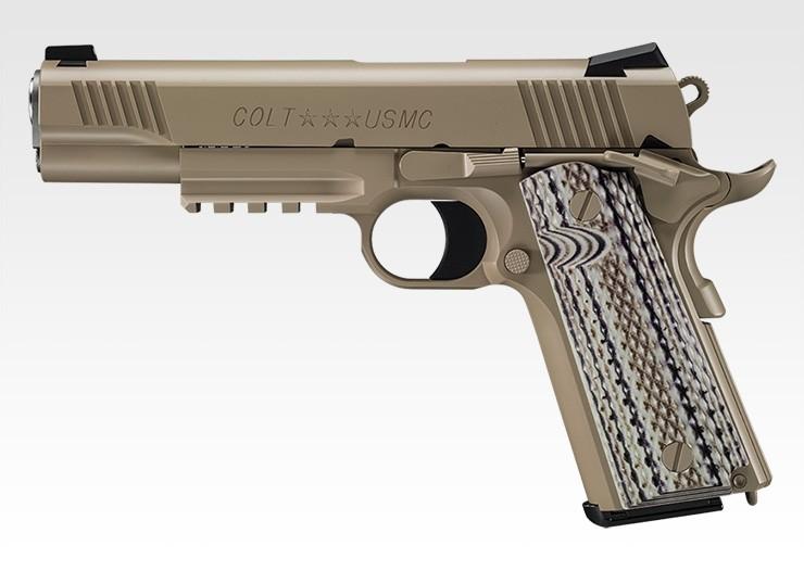 Tokyo Marui Colt M45A1 CQB U.S.M.C. GBB Pistol