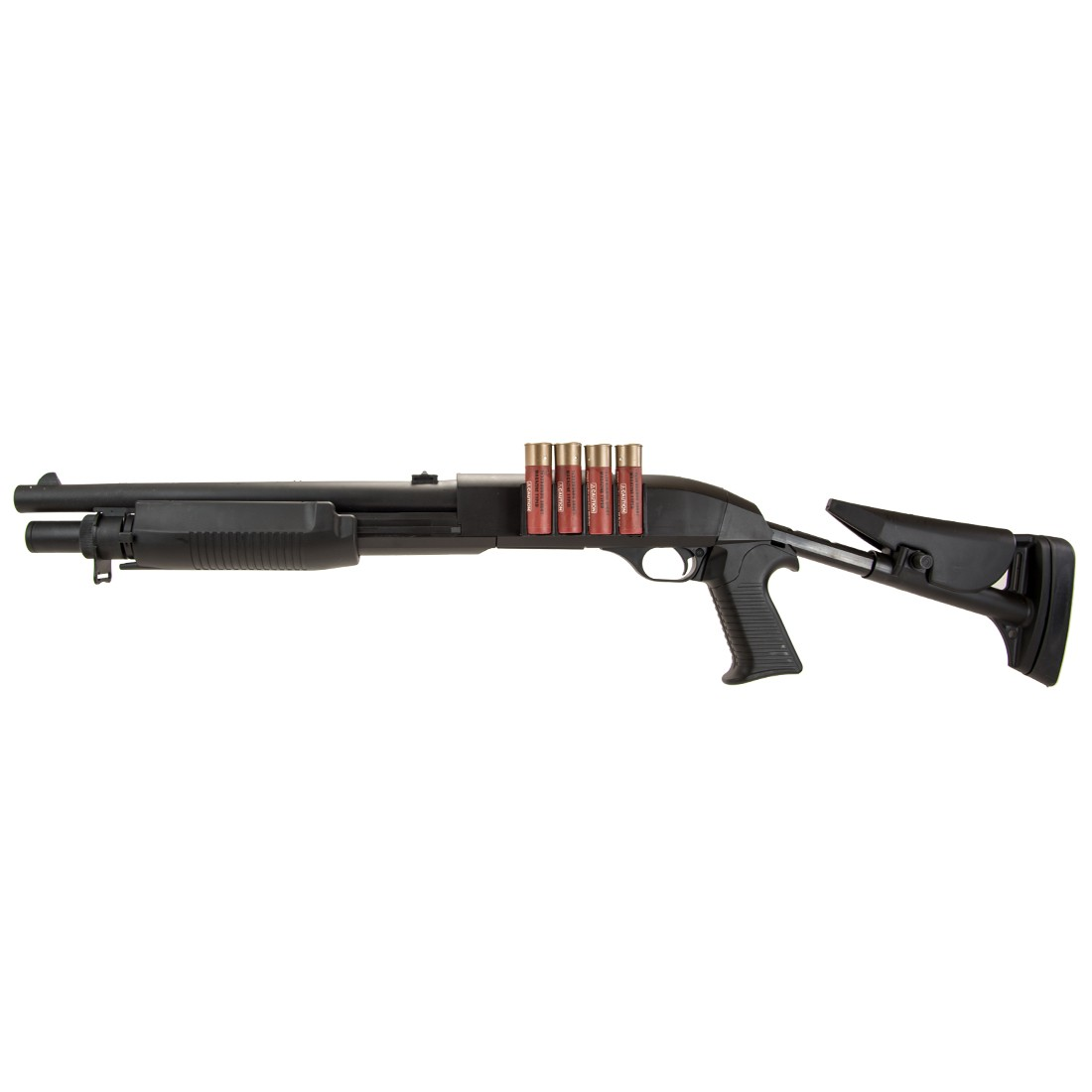 ASG Franchi SAS 12 Retractable Flex Stock Shotgun
