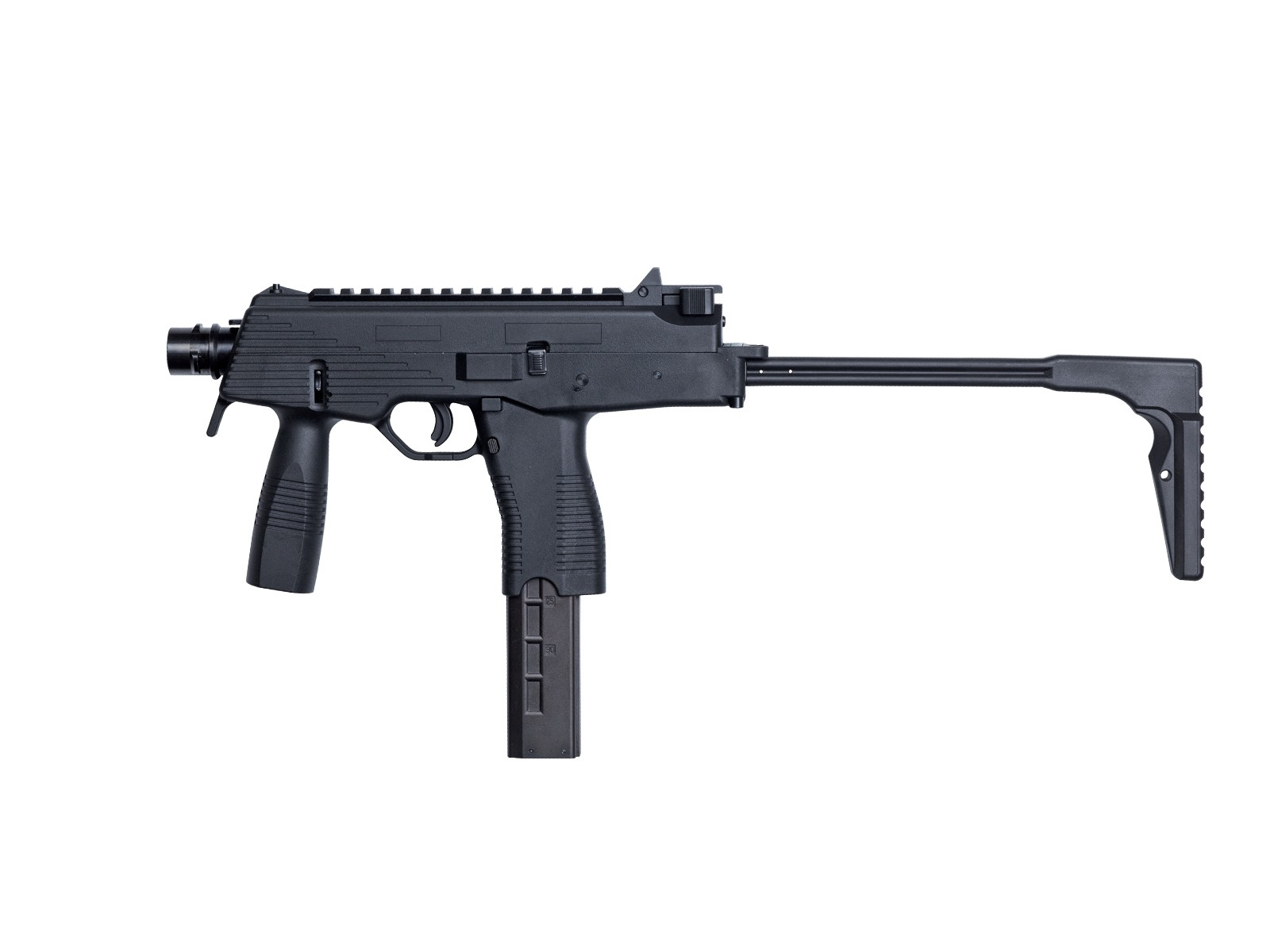 ASG B&T MP9 A1 Submachine Gun GBB (Black)