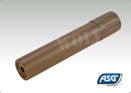 ASG Silencer for Ashbury APO ASW338LM Sniper Rifle