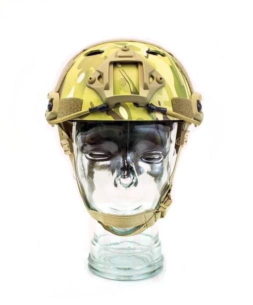 Nuprol Fast Railed Helmet Multi