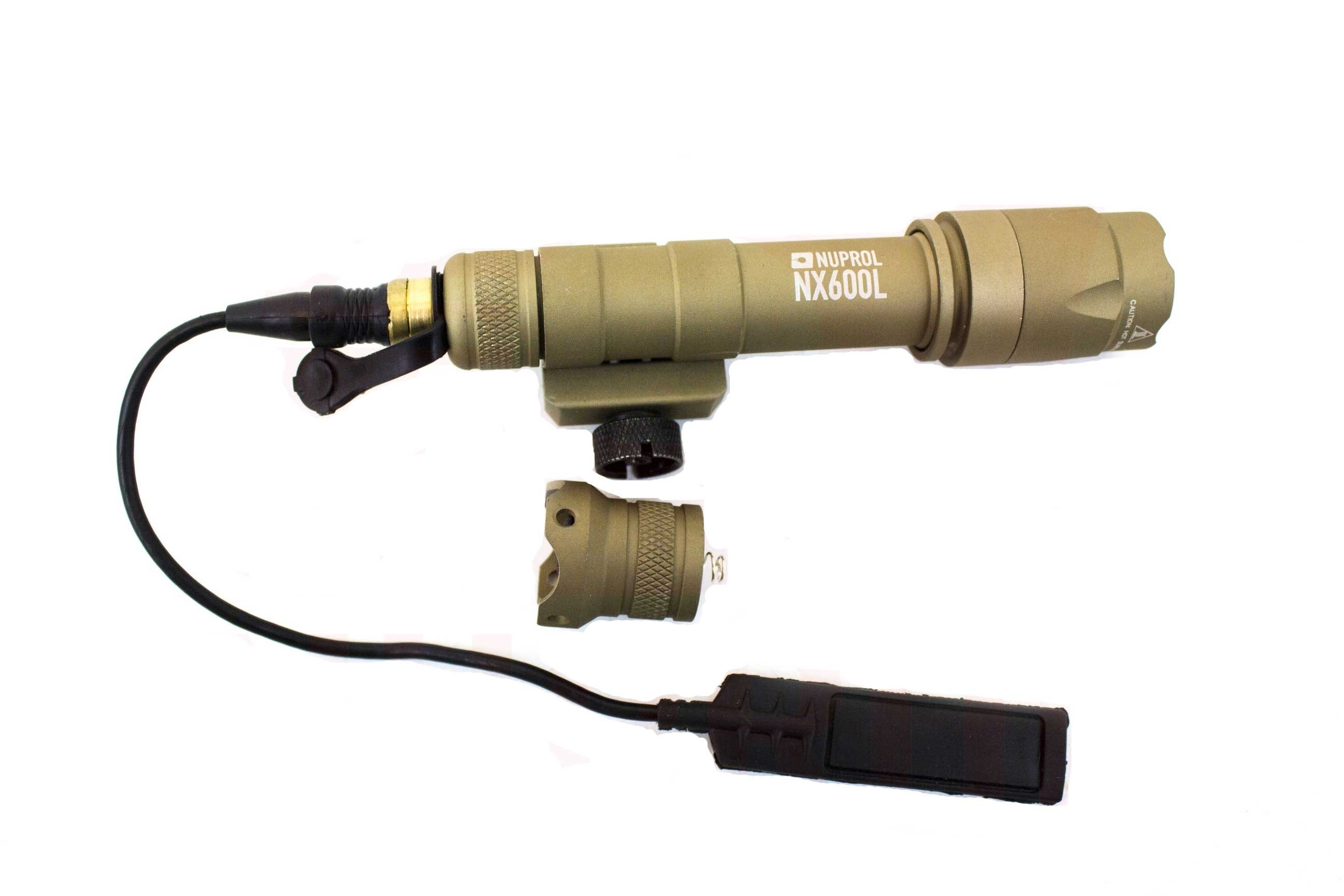 Nuprol Torch NX600L - Tan
