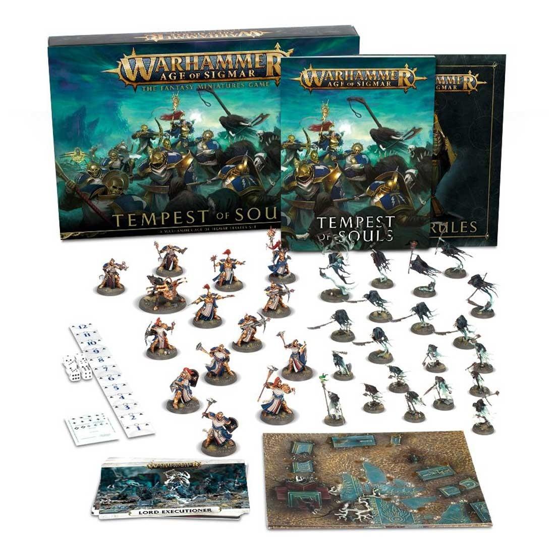 Games Workshop Warhammer Age Of Sigmar: Tempest Of Souls