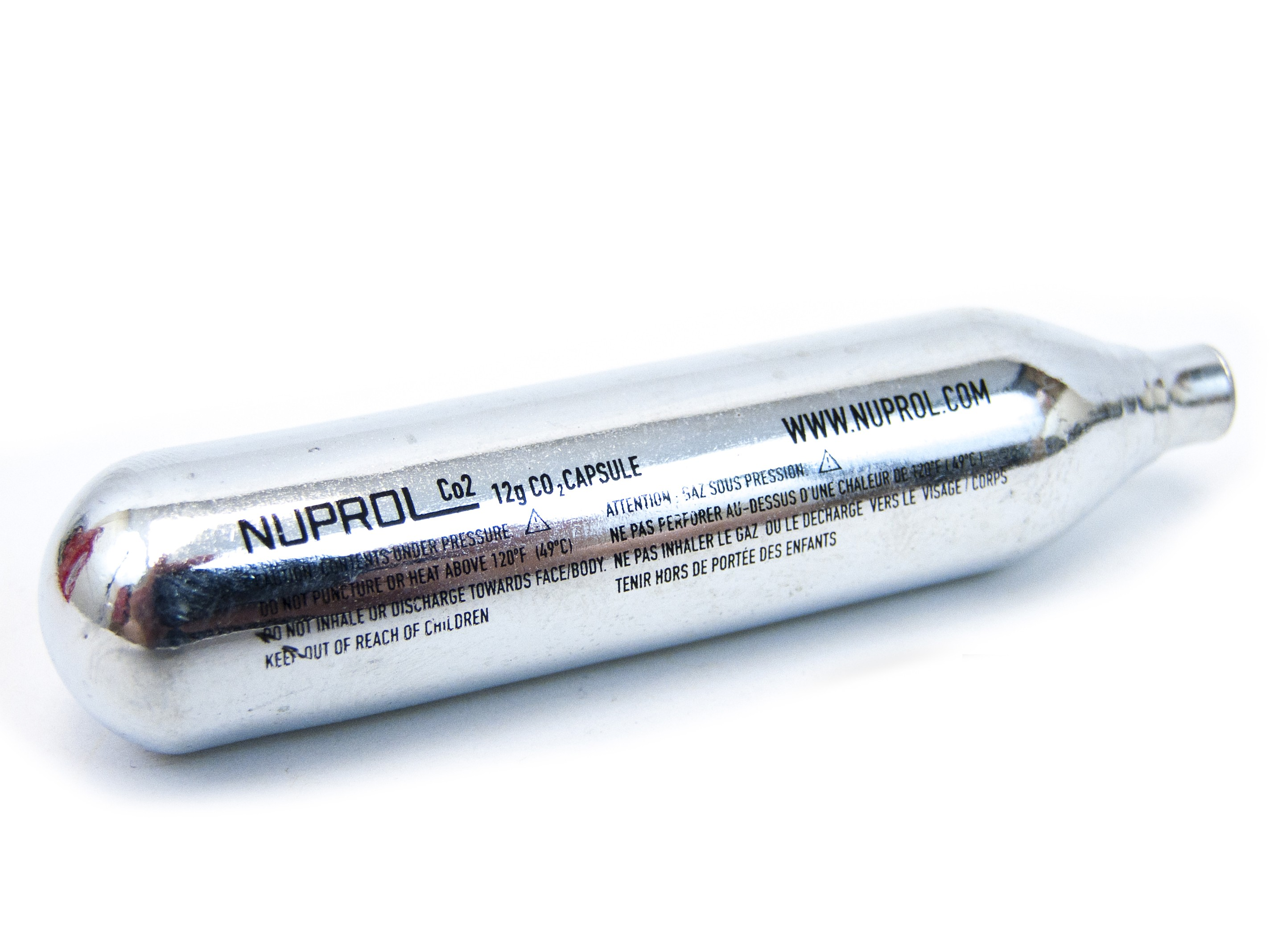 Nuprol CO2 12g Capsule