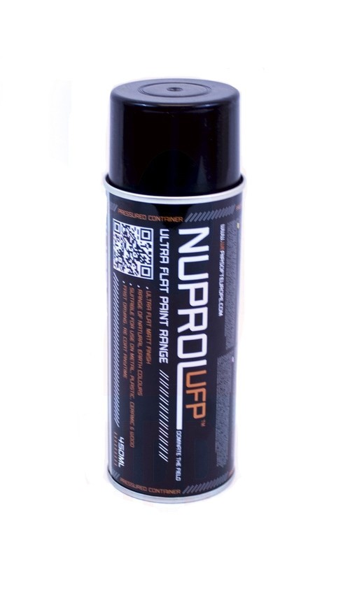 Nuprol UFP Flat Black Paint