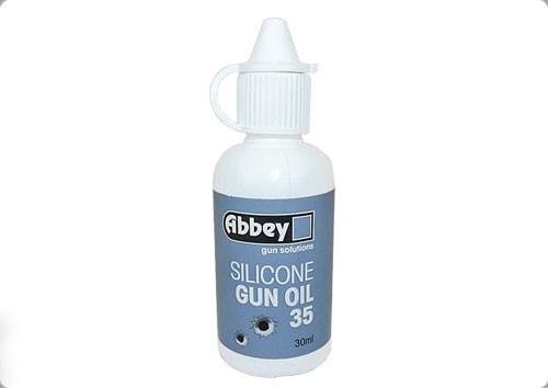 Abbey Silicone Gun Oil 35 30ml Dropper