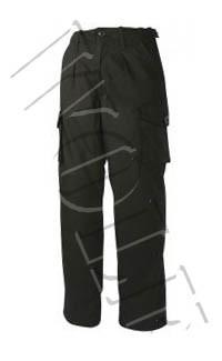 MIL-COM Trousers Black 32 MOD Police
