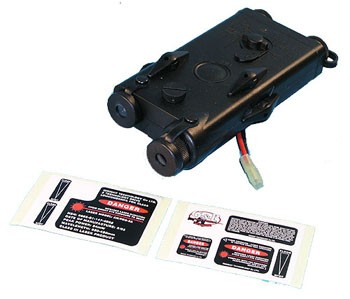 G&P PEQ2 10.8V Battery & Case