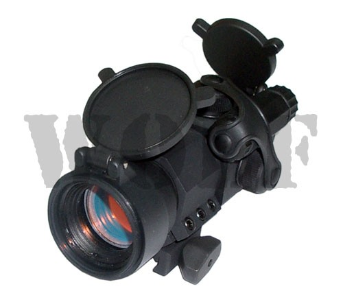 King Arms Red Dot Sight with Comp Mount