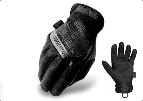 Mechanix Antistatic Fastfit Black Glove - Medium