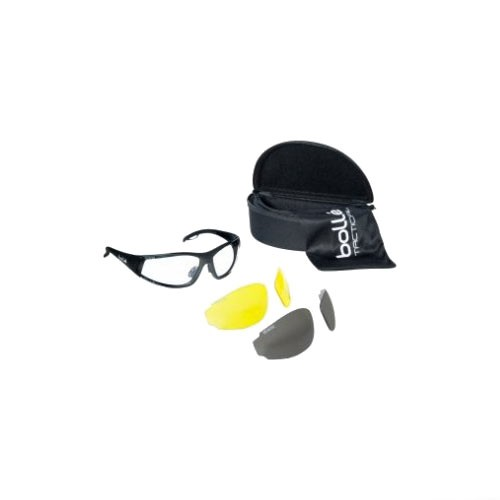 Bolle Tactical ROGUE Ballistic Glasses Kit
