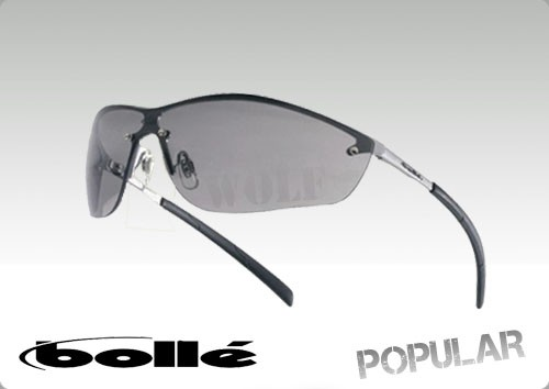 Bolle Silium Safety Glasses - Smoke Lens