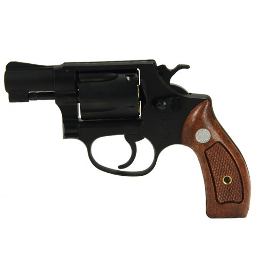 "Tanaka S&W M36 2"" Heavy Weight Version 2 Revolver"