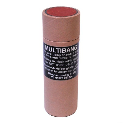 TLSFx Thermobaric Multi Bang