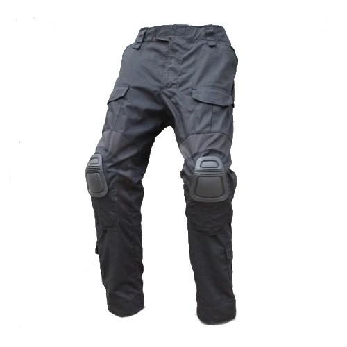 TMC CP Gen2 Tactical Pants with Pads (Black) - L