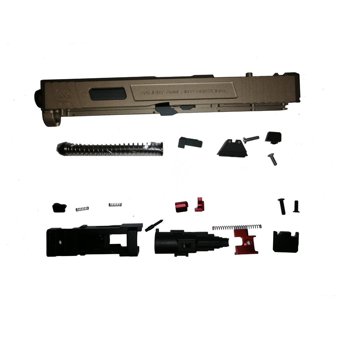 ACE 1 ARMS SAI G17 Tier 1 RMR Slide Set FDE
