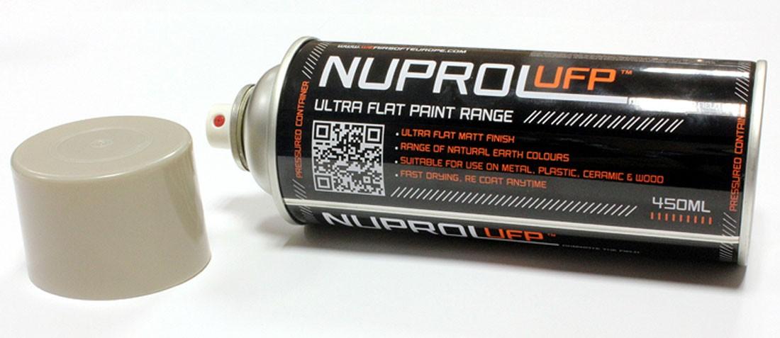 Nuprol UFP Flat Tan Paint
