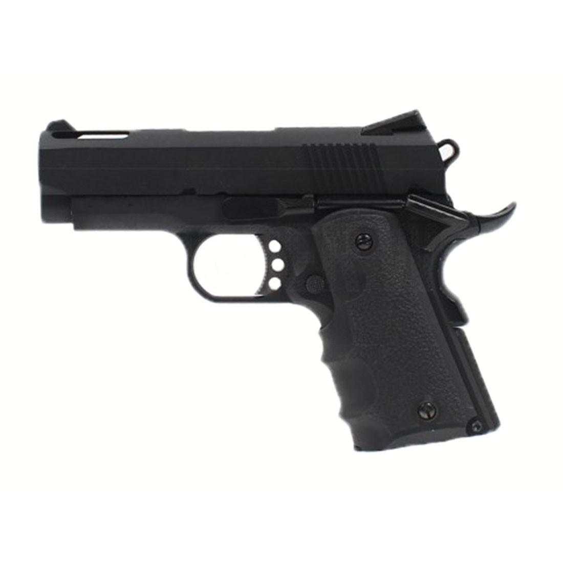 Armorer Works Custom 1911 Compact GBB Pistol -Black