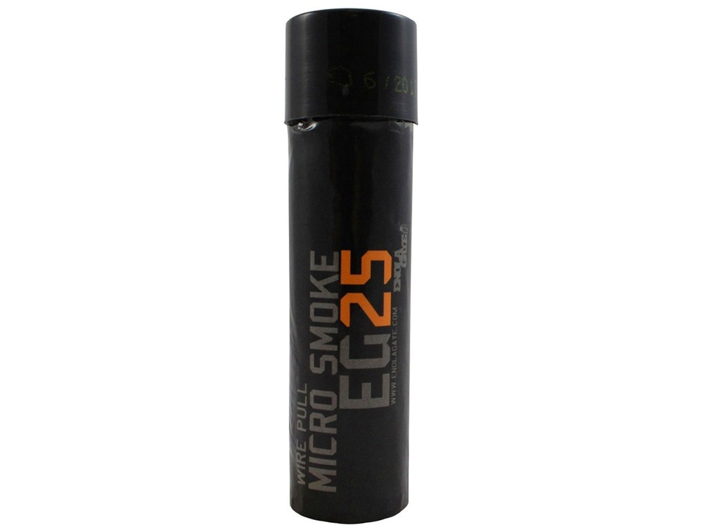 Enola Gaye EG25 Smoke Grenade - Orange