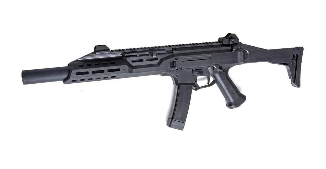 ASG CZ Scorpion EVO 3 A1 B.E.T. BET Carbine AEG