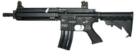 "SRC 416 10"" AEG GE0516TMIII"