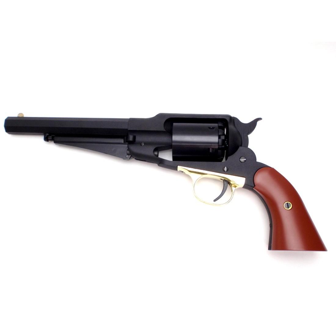 HWS Remington 1858 New Model Army (Short Version) Airsoft Gas Revolver