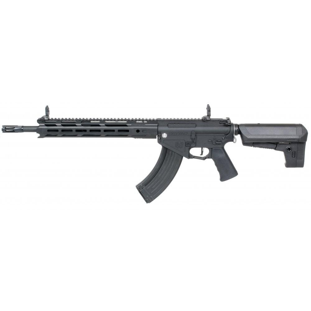 Krytac Trident 47 SPR-M Airsoft AEG (Black) AK/M4 style