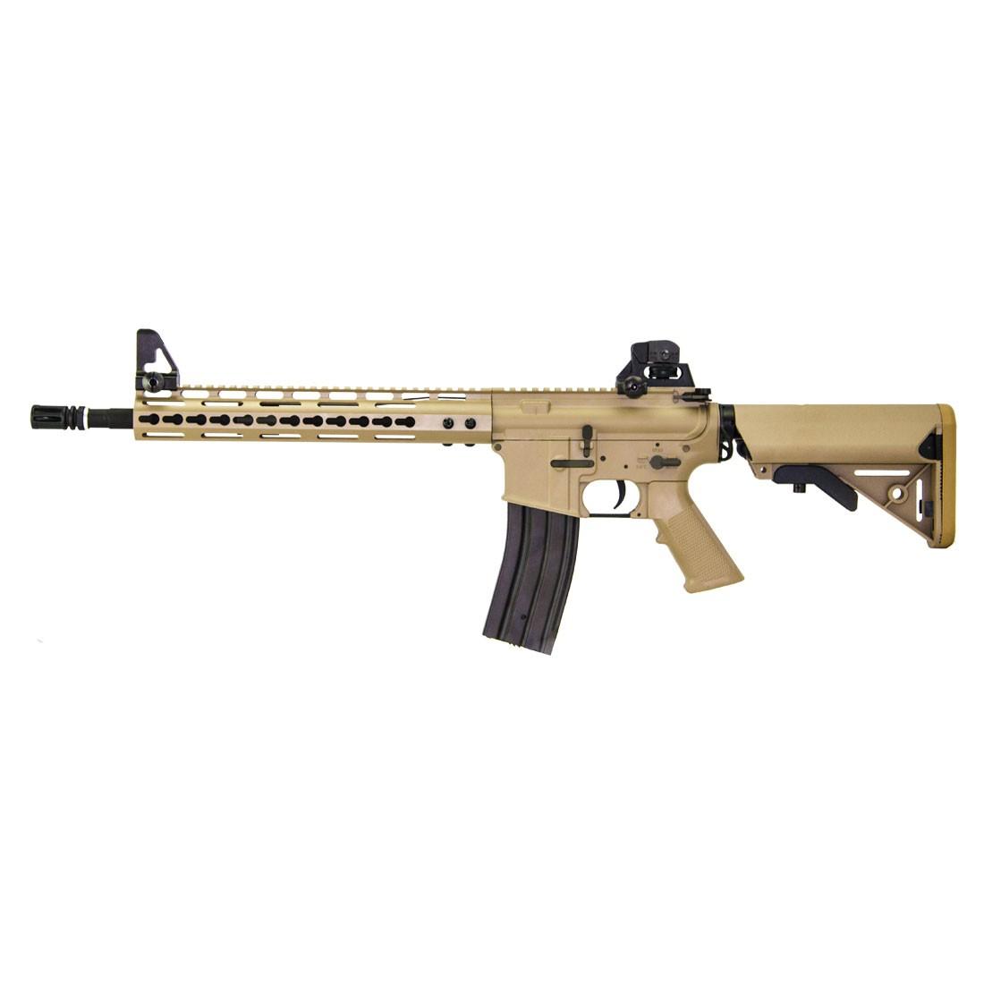 Nuprol Delta Recon Alpha AEG Rifle (Tan)