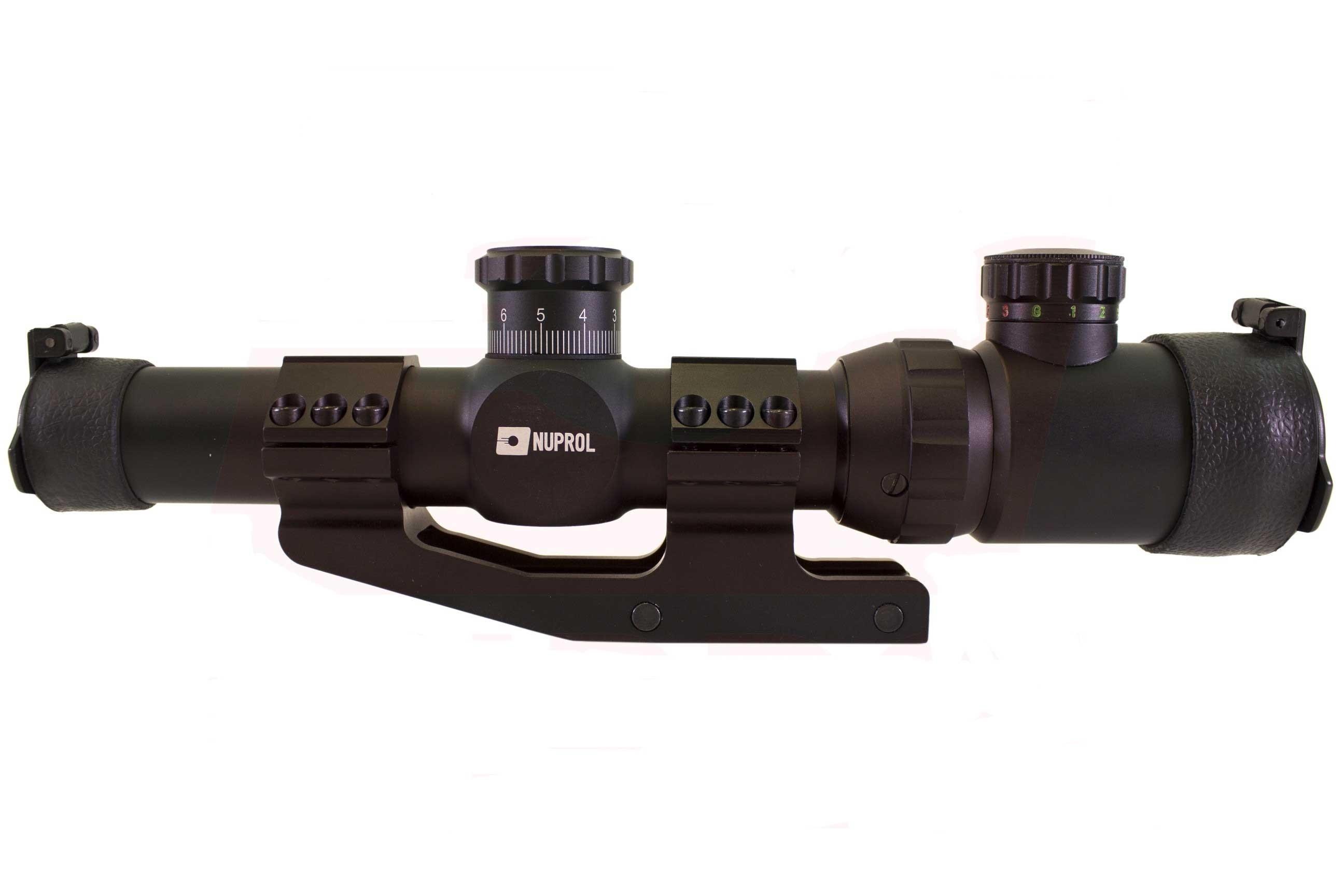 Nuprol Optics - 1.25-5x26 IR - Black