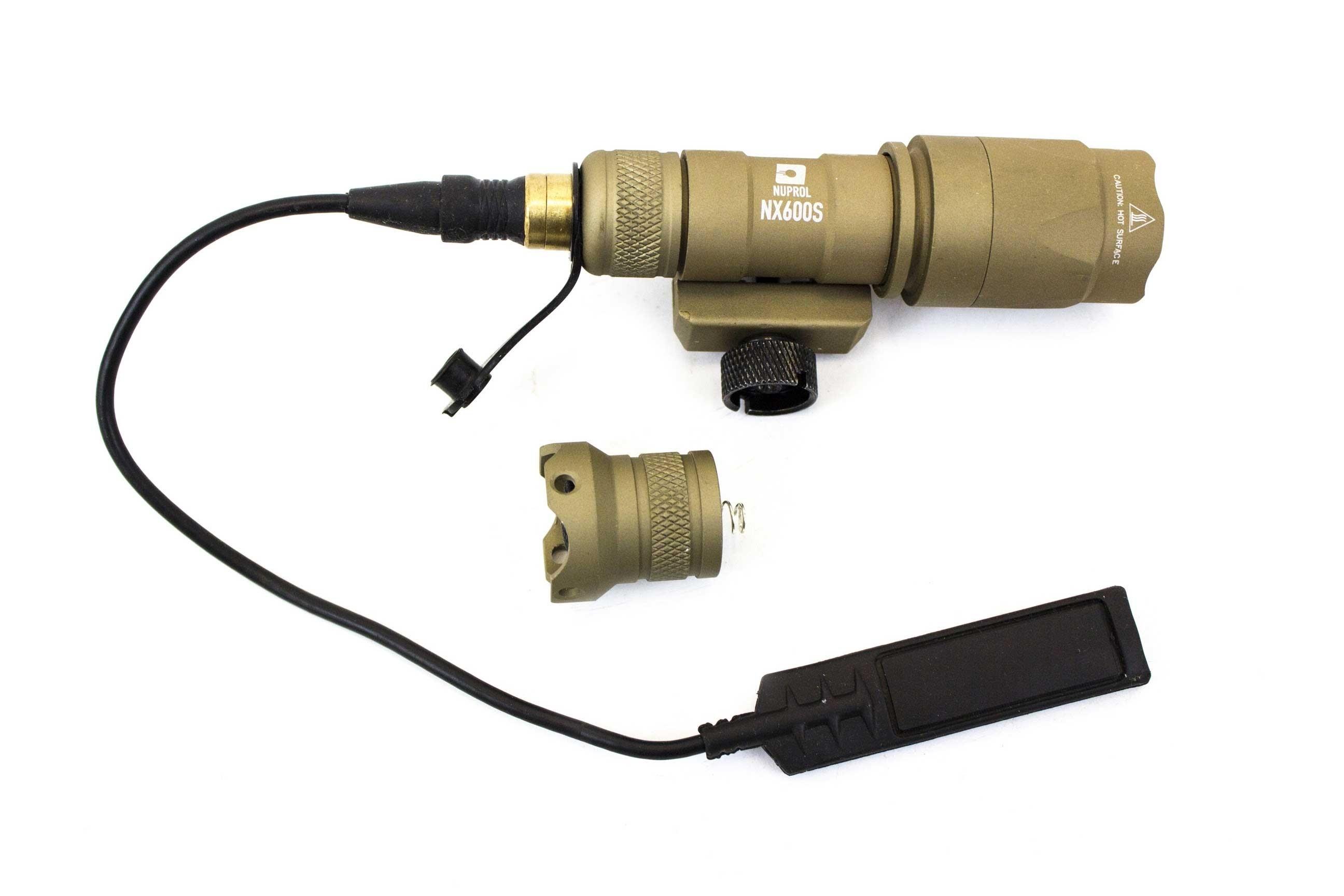 Nuprol Torch NX600S - Tan