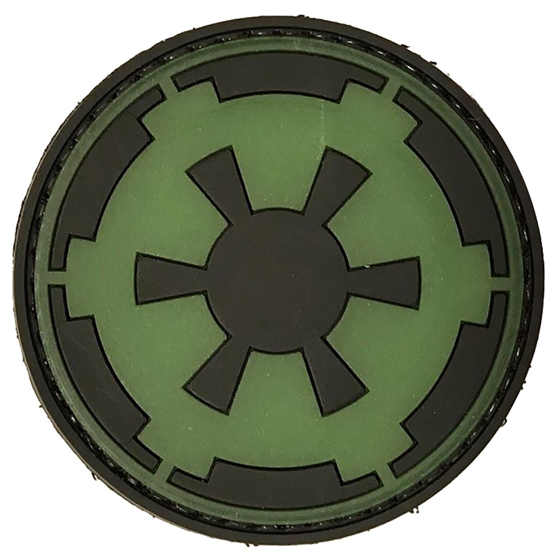 STAR WARS IMPERIAL Tactical Rubber Velcro Patches