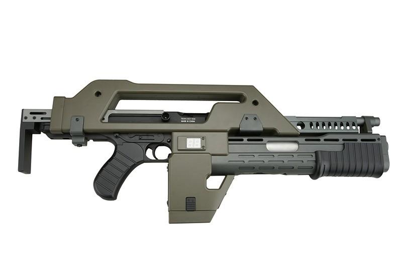 Snow Wolf Aliens M41A1 Pulse Rifle AEG (SW-11)