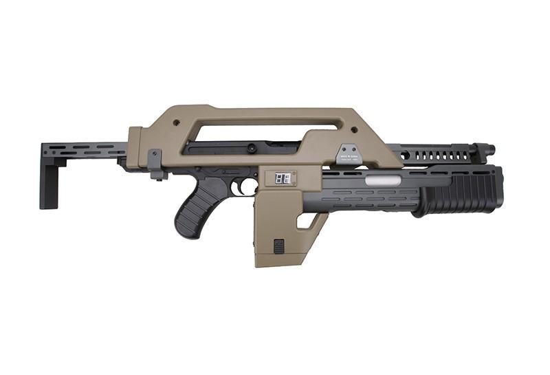 Snow Wolf Aliens M41A1 Pulse Rifle AEG