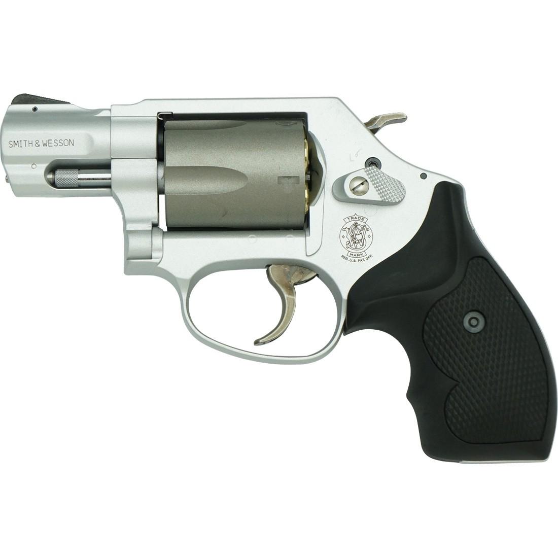 "Tanaka S&W M360 SC .357 Magnum 2"" ABS + Cerakote Airsoft Revolver"