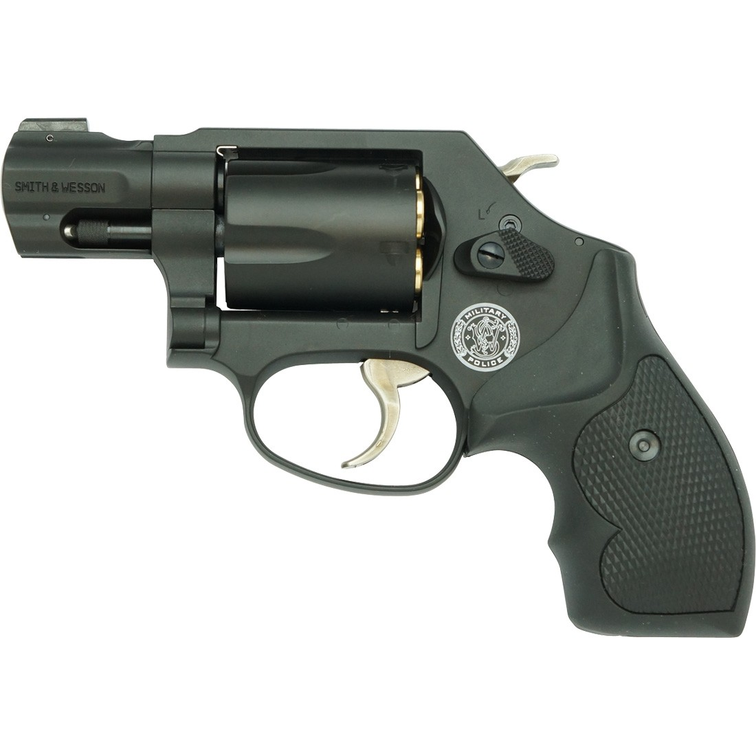 "Tanaka S&W M&P 360 .357 Magnum 2"" ABS + Cerakote Airsoft Revolver"