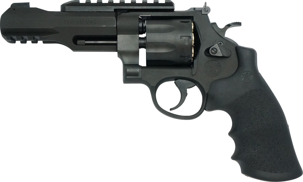 "Tanaka S&W M327 Performance Center M&P R8 5"" Ver.2 HW Airsoft Revolver"