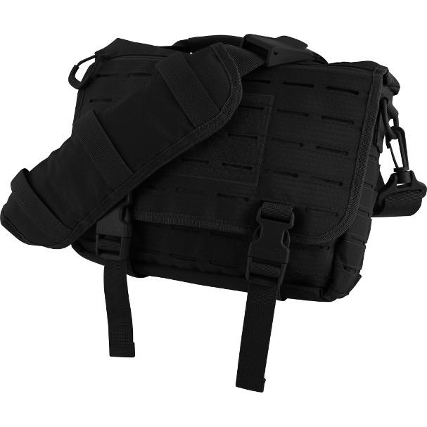 Viper Snapper Pack Messenger Bag Black