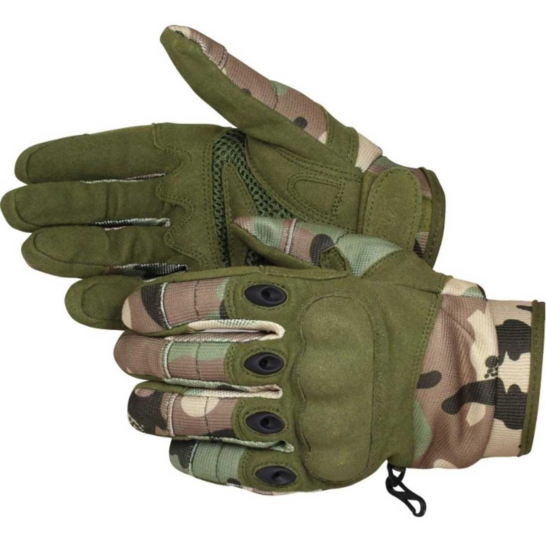 Viper Elite Gloves VCAM Multicam XL