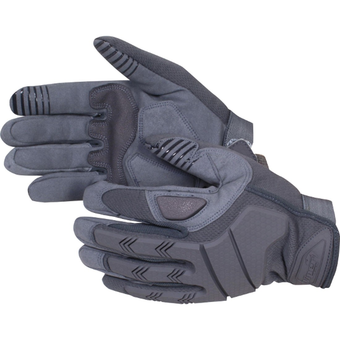 Viper Recon Gloves Titanium Grey Large