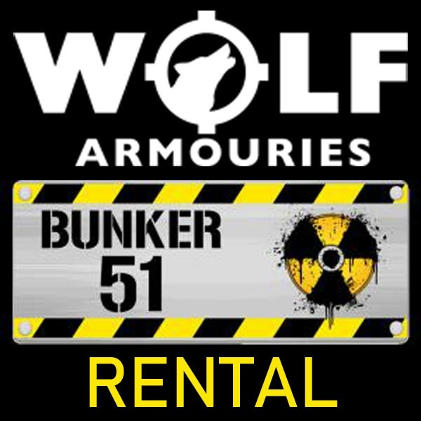 Wolf Armouries Airsoft Skirmish Day (23rd February) - Rental