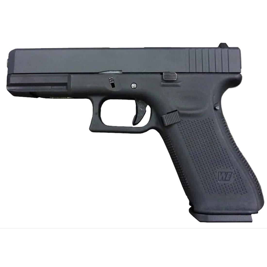 WE EU G17 Gen 5 GBB Airsoft Pistol (Black)