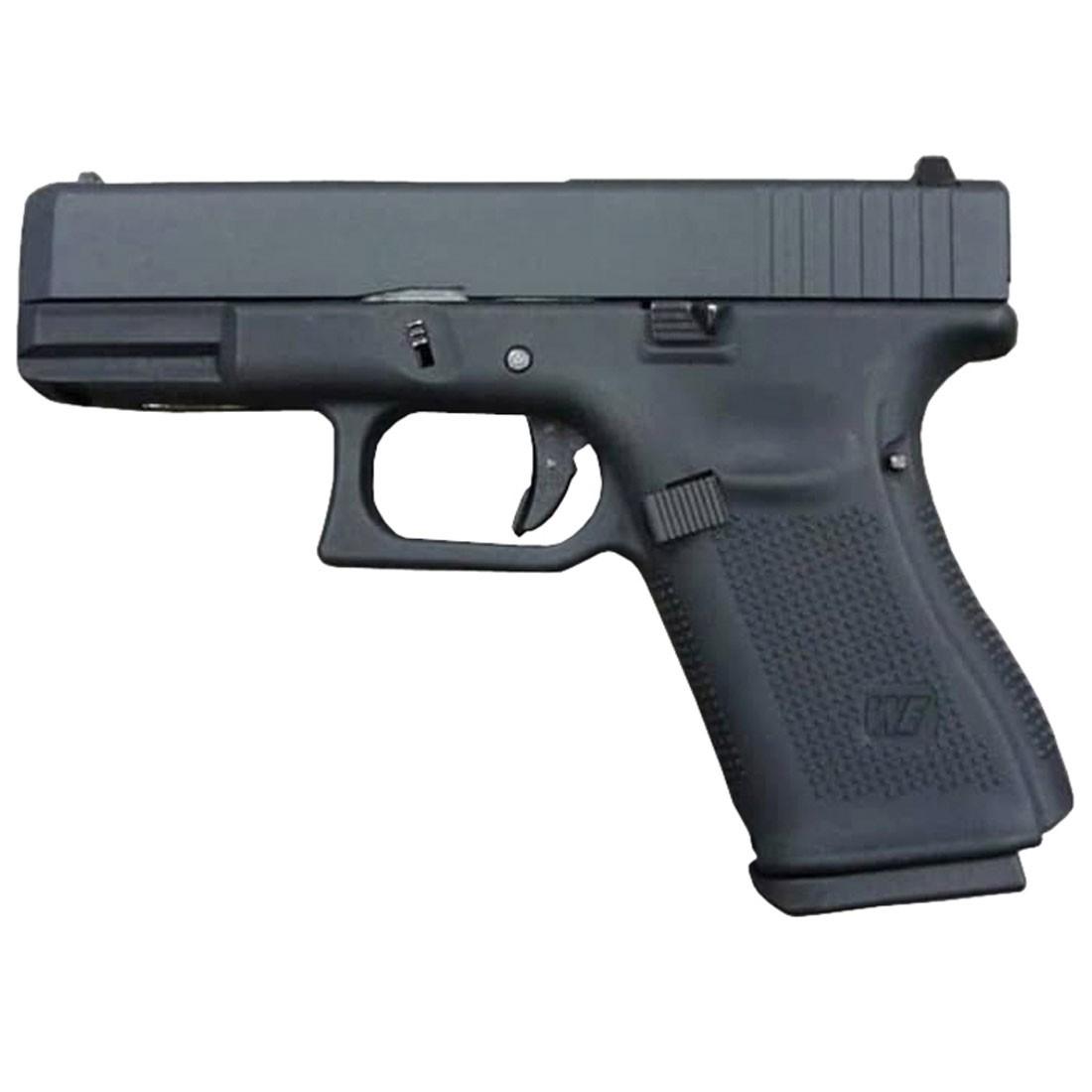 WE EU G19 Gen 5 GBB Airsoft Pistol (Black)