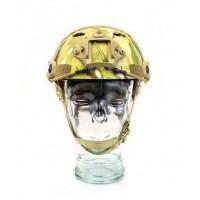 Nuprol Fast Railed Helmet Multi