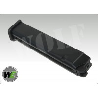 WE Glock 17/18c Long GBB Magazine 50rd