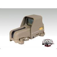 G&P Holo 553 Type Dot Sight - Sand
