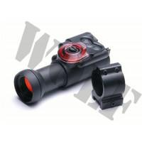 HurricanE Tri Power Red Dot Sight