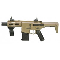 Ares Amoeba (AM-015) Honey Badger Stubby AEG - Dark Earth
