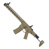 Ares Amoeba (AM-016) Octa Arms Honey Badger - Dark Earth