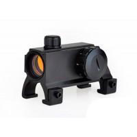 Aim-O MP5 Red Dot Scope Sight (Black)