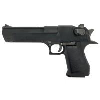 Cybergun Magnum Research Inc. Desert Eagle 50AE GBB Pistol Black